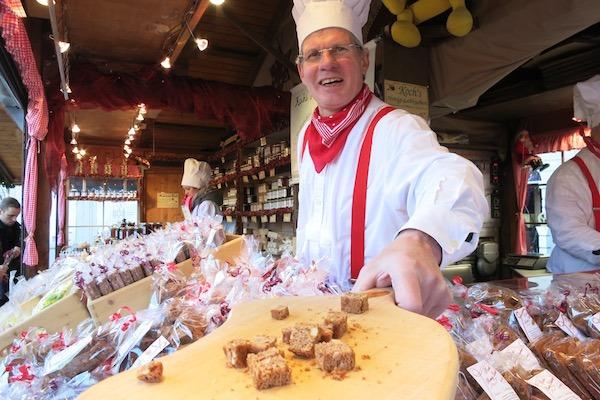 Ludwigsburg Christmas Market Lebkuchen