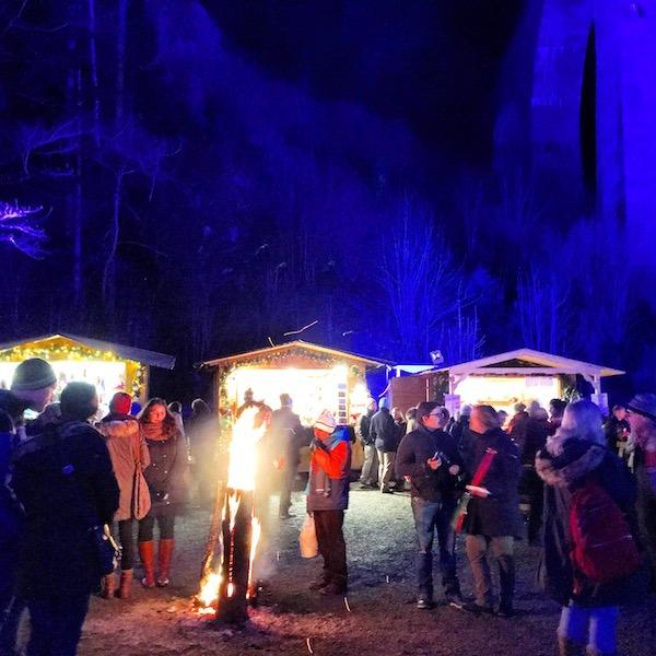 Ravenna Gorge Christmas Market