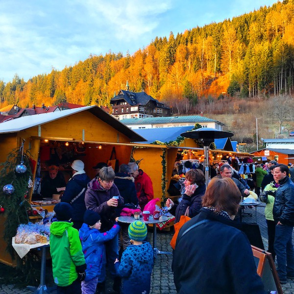 St. Blasien Christmas Market in the Black Forest