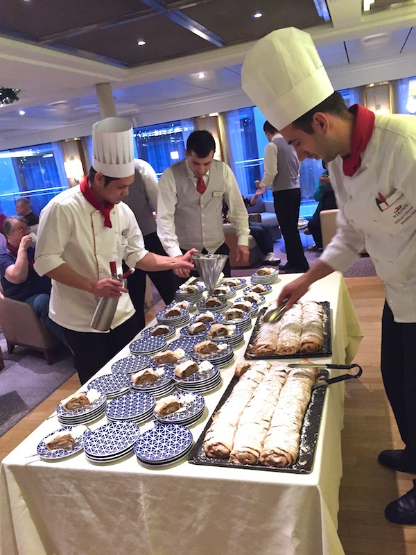Viking River Cruise Strudel Demo