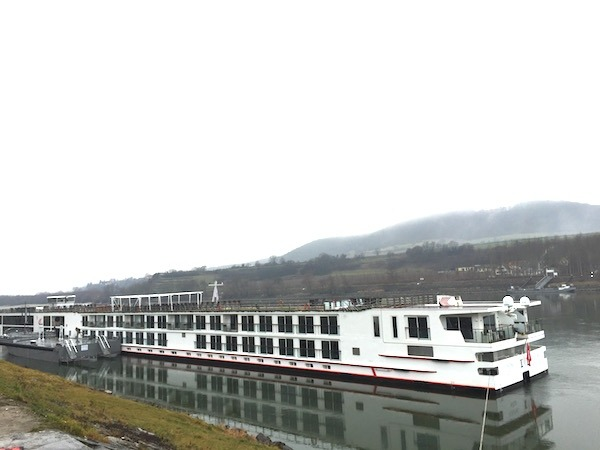 Viking River Cruise Longship