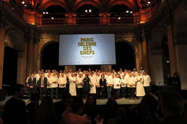 Delicious Paris Chefs