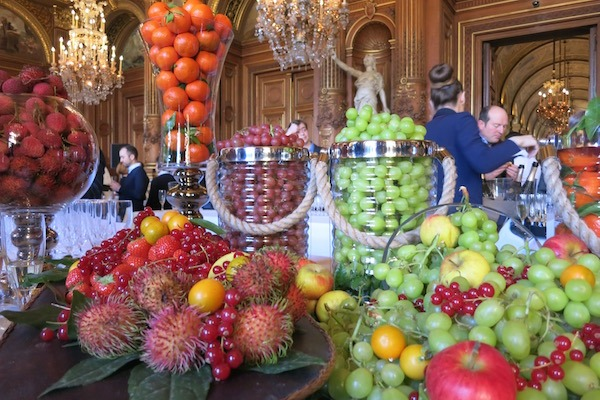 Delicious Paris Food Display