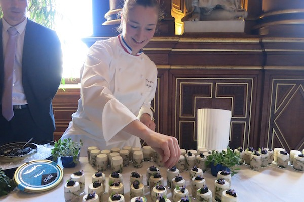 Delicious Paris Party with Chefs