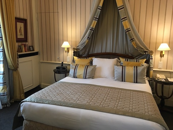 Hotel Napoleon Paris Food Travelist