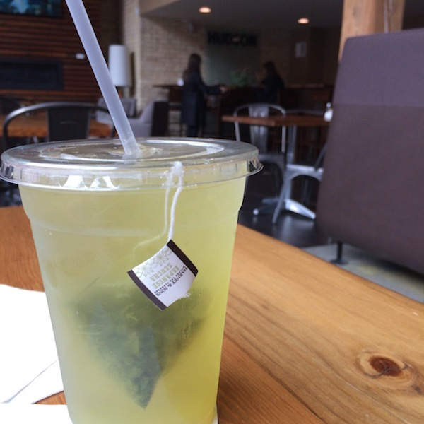 Hudsons Cafe Harney & Sons Japanese Sencha Tea
