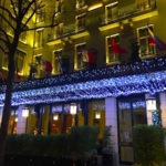 5 Star Luxury At the Hotel Napoleon Paris