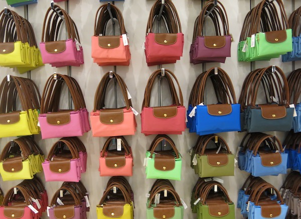 Longchamps at Fashion Outlet Chicago Rosemont
