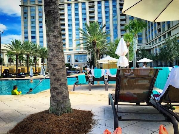 Waldorf Astoria Orlando Poolside