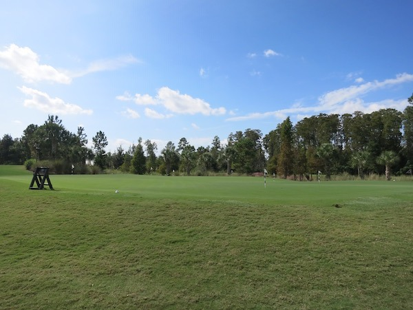 Waldorf Astoria golf course