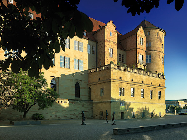 Wuerttemberg State Museum Stuttgart