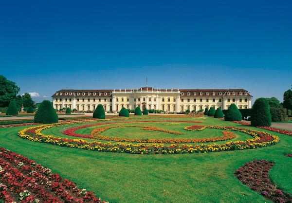 Ludwigsburg Palace Stuttgart