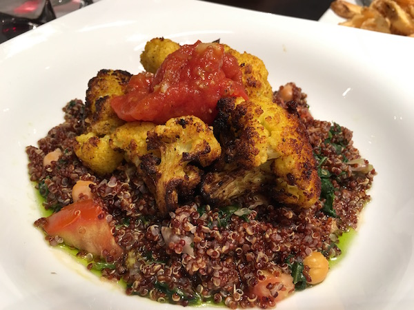 Cauliflower and Quinoa Marriott STL