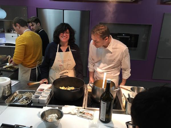 Ecole de Cuisine Alain Ducasse Cooking School