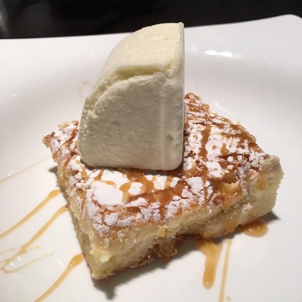 Gooey Butter Cake Zenia Bar & Grille