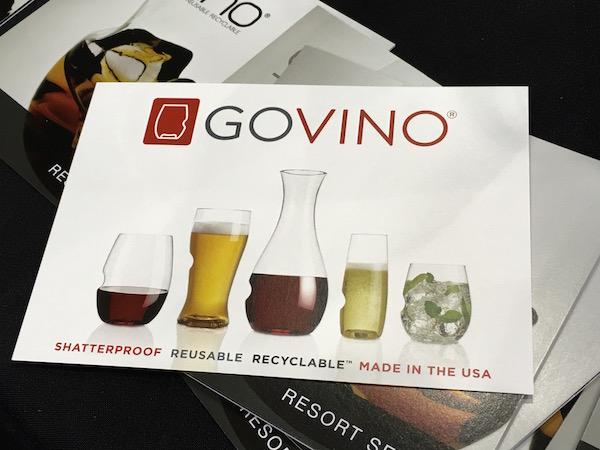 Govino National Restuarant Show 2016