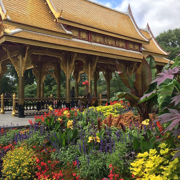 Olbrich Botanical Gardens Madison WI Best Places To Visit For Food Travel