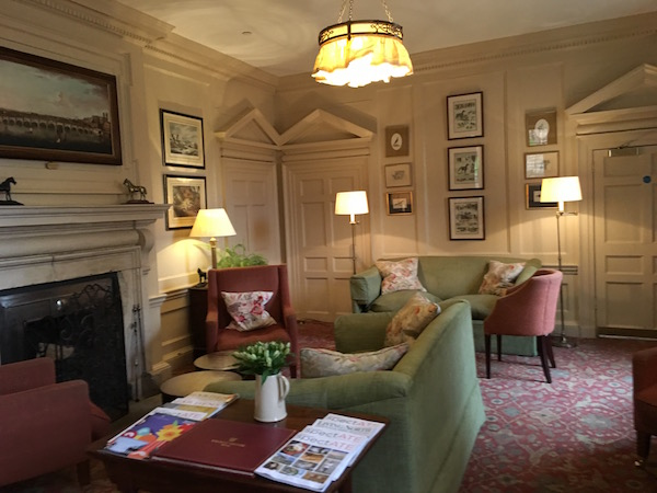 Talbot Hotel Lounge
