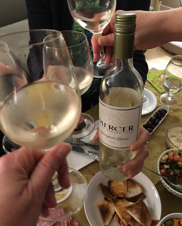 Cheers Ladies Wine Night