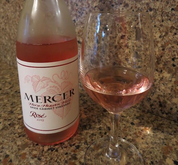 Mercer Wines Rose