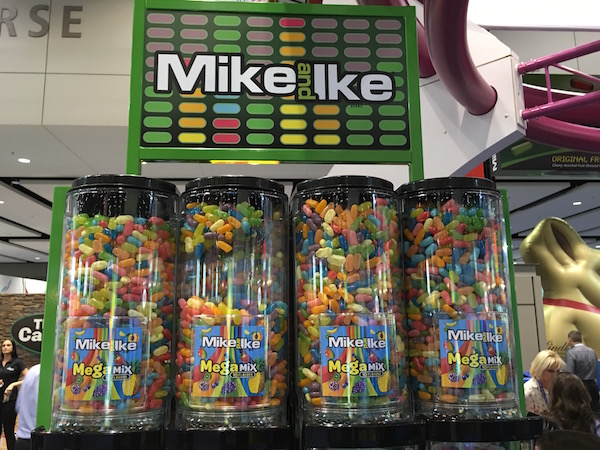 Mike and Ike Sweets and Snacks Travel Snacks