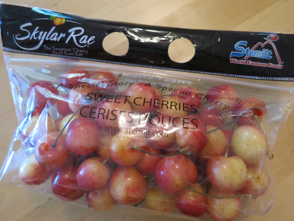 Sklyar Rae Cherries Packaging 1.25-pound bag