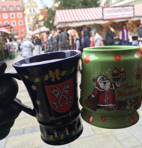 Gluhwein for All!