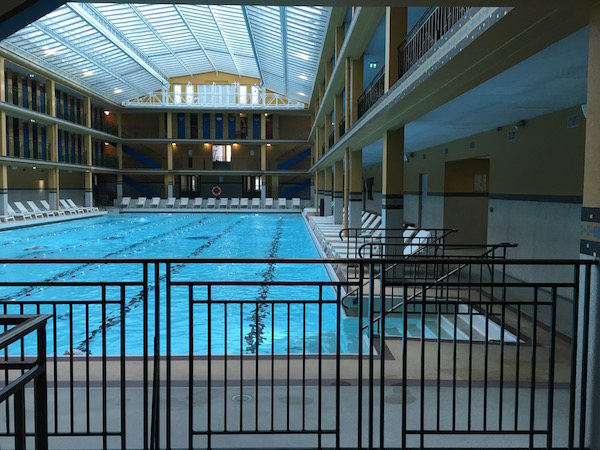 Hotel Moliter Indoor Pool