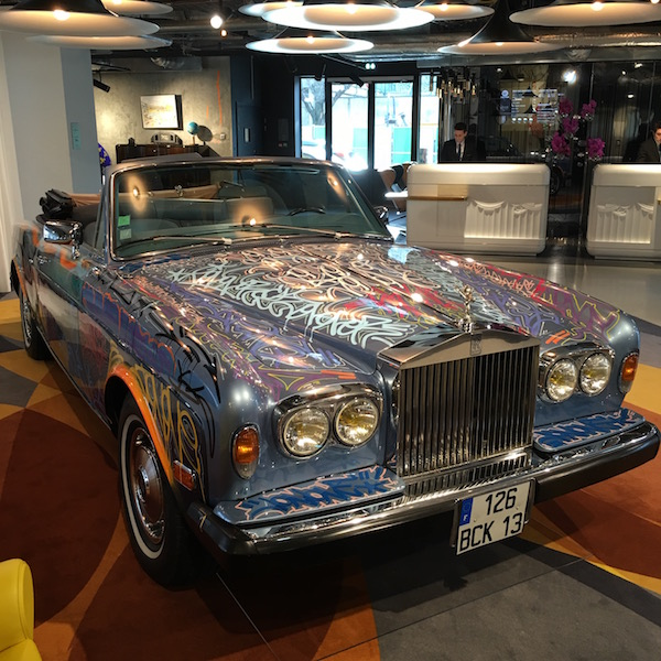 Hotel Moliter Rolls Royce