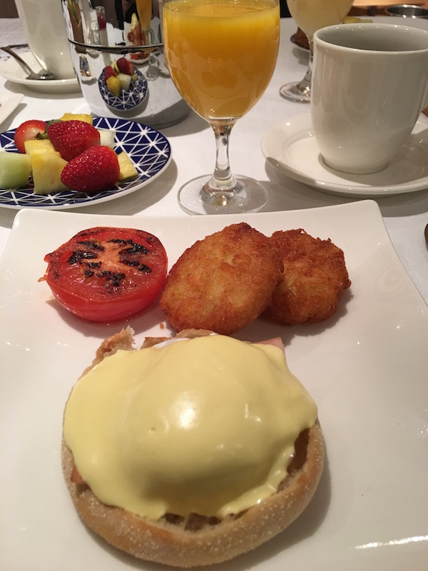 Viking River Cruises Breakfast