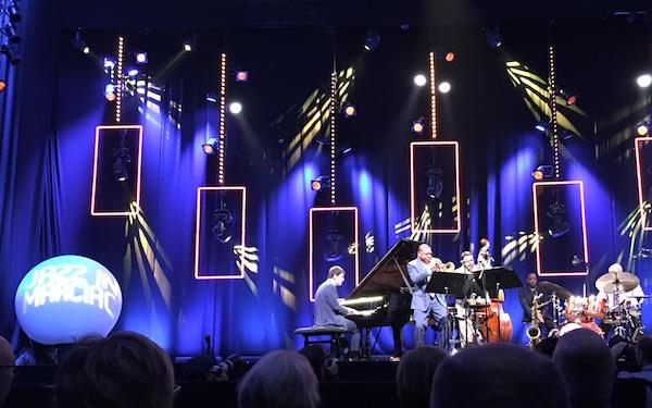 Wynton Marsalas at Magical Marciac Jazz Fest