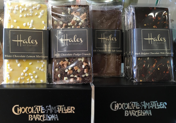 Hales Chocolates Food and Fun in Cartmel England