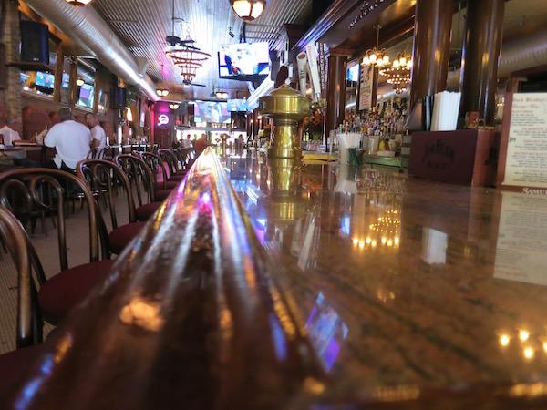 Longest Bar East of the Mississippi Buck Bradley's