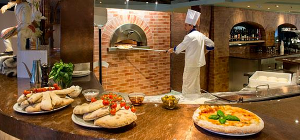 MSC Pizza Ovens Culinary Travel