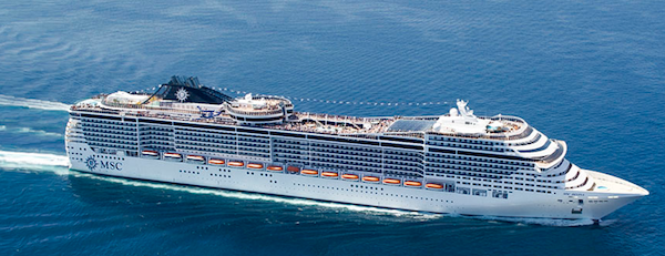 MSC Ships Culinary Travel On The High Seas with MSC