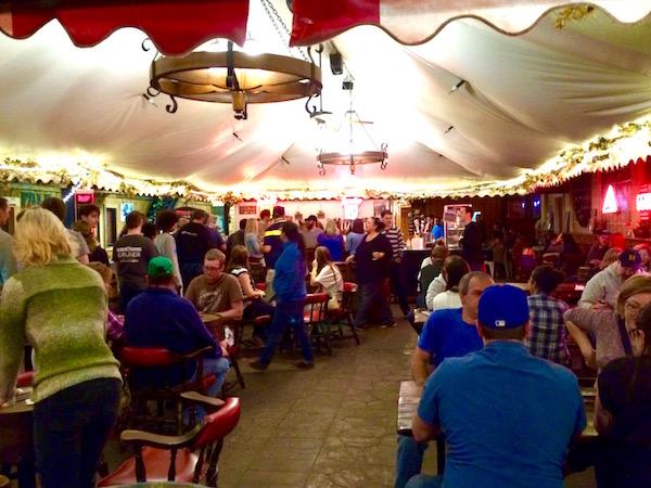 Sprecher's Indoor Beer Garden