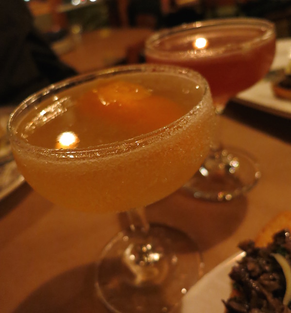 Wolf Peach Cocktails