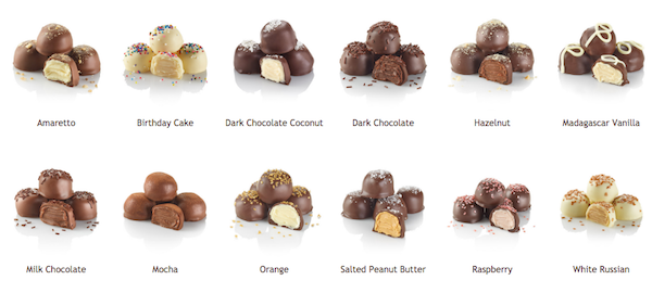 fannie-may-truffle-selection