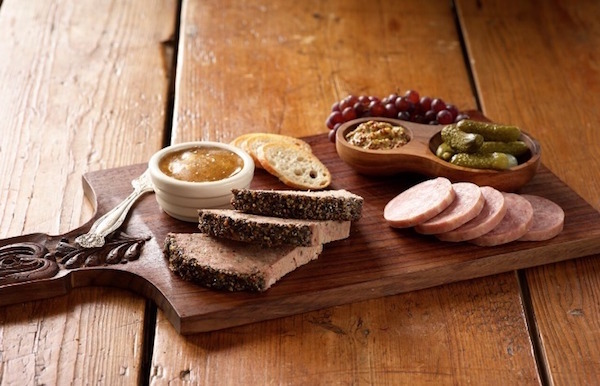 Charcuterie Board from Trois Petits Cochons Food Travel Gift Ideas