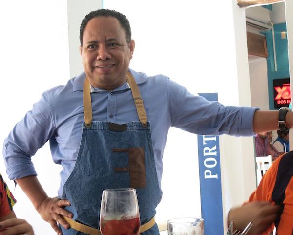 Chef Marino Maganda