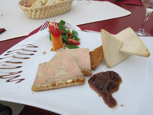foie-gras-at-chateaux-le-haget-gers