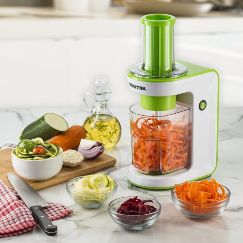 gourmia-spiralizer-with-veggies