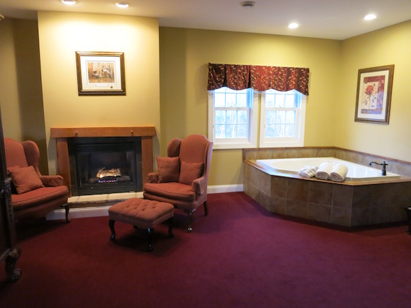 Elizabeth Suite Goldmoor Inn Galena Food Travelist