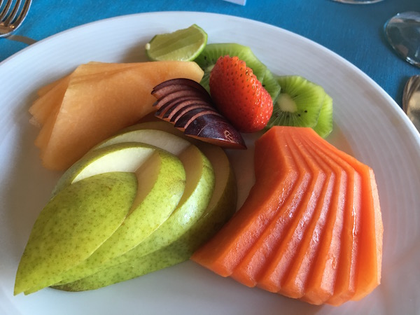 Fresh Fruit at El Cid Resorts Mazatlan