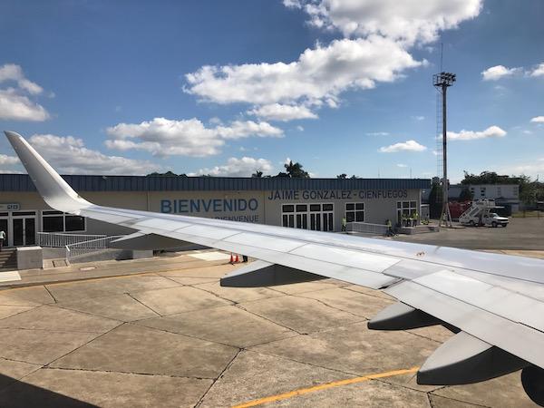 Airport Arrival Cuba
