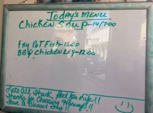 places to eat in St. Croix: Harvey's