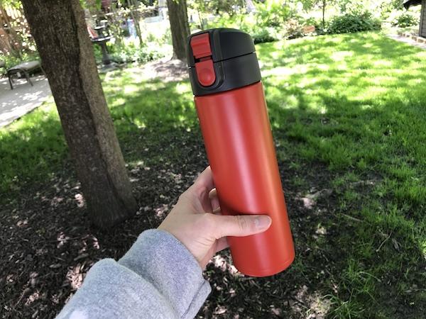 GSI Microlight Water Bottle