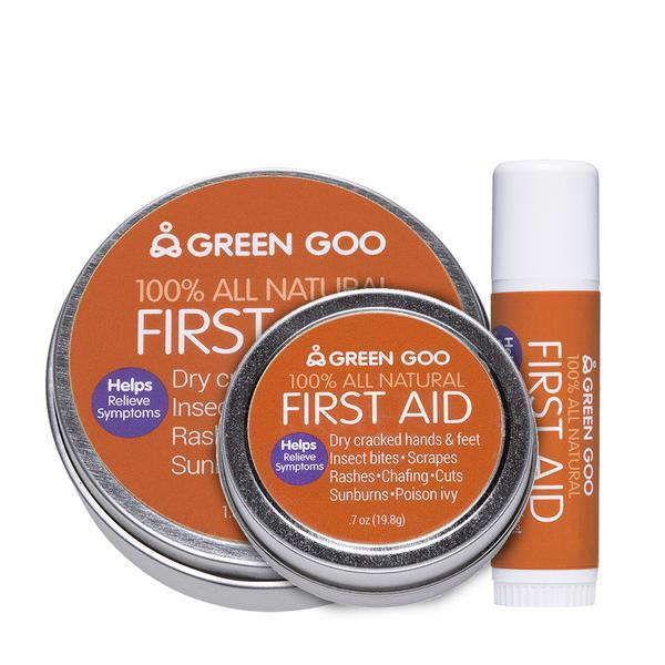 Green Goo First Aid Fathers Day