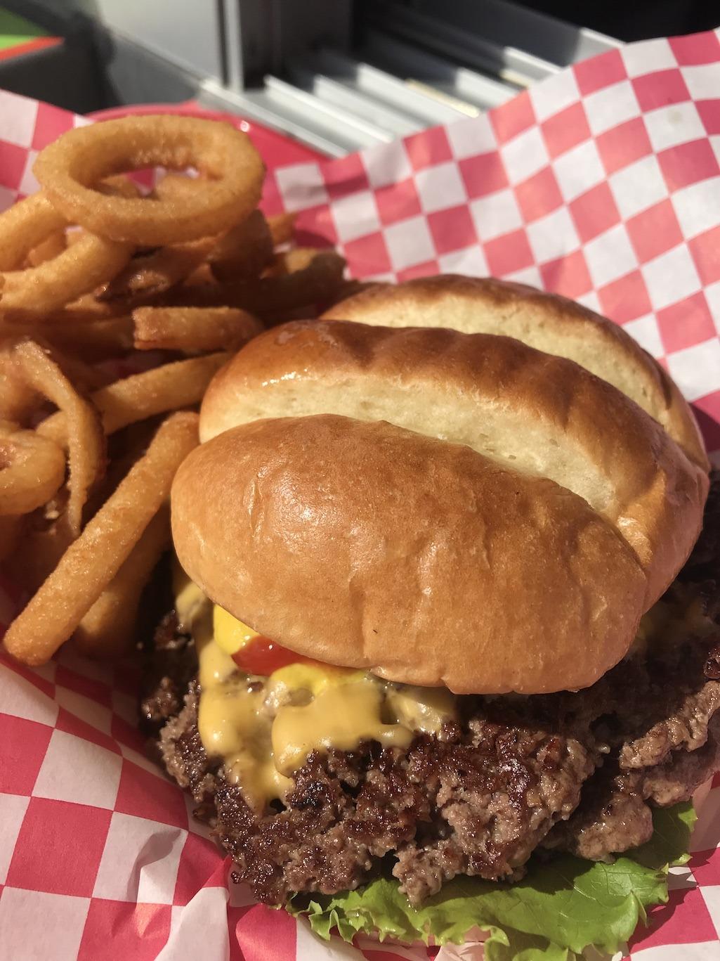 Michaels Burger and Custard Madison
