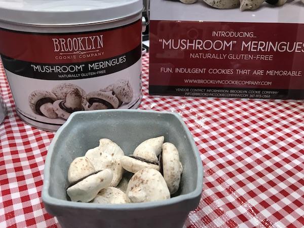 Brooklyn Mushroom Meringues